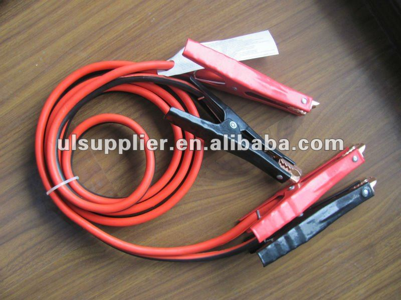 S30374 6 Guage booster cable