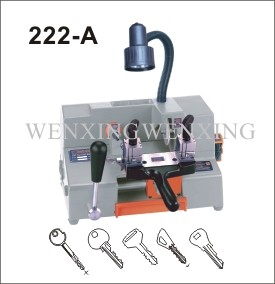 WenXing used key cutting machine for 222A Auto key duplicate cutting making machine
