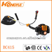 brush cutter harness for two shaft with CE, GS, EMC approval