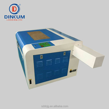 6040 50W 60W 80W cnc desktop laser engraving cutting machine price 40x60 DINKUM Laser