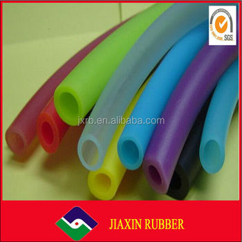 China wholesale 2014 hot sale manufacturer transparent silicone hose/silicone / nbr / viton rubber doll tube