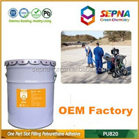 High quality Free Sample PU adhesive road crack repair sealant