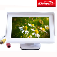 Multifunctional rear view monitor 12-24v rear view mirror car monitor for wholesales