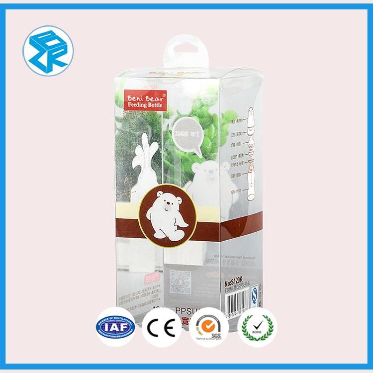 Support Plastic Blister Box Tray Packaging Hard Drives Folding For Wrist