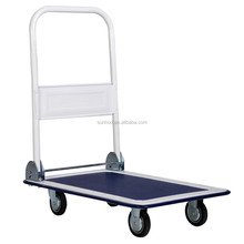 330lbs Platform Cart Dolly Folding Foldable Moving Warehouse Push Hand Truck