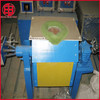 Small Tilting Type Induction Melting Furnace for gold/silver/copper/platinum