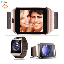 Waterproof dz 09 Battery Bluetooth Wifi SIM Card Phone Smartwatch Dz09 Smart Watch With Manual