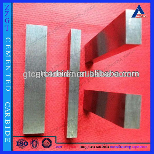 Cemented Carbide Strip manufacturer with competitive price