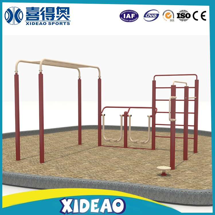 xideao climbing fitness machine for theme park