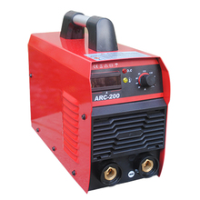 High Quality Portable Welding Machine zx7-200 MMA 200 Inverter Welder