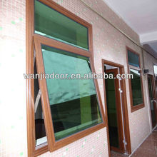 aluminum top hung window frame in china