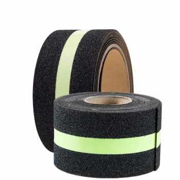 Fluorescerende Anti Slip Tape glow in the dark