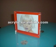 Acrylic Free-Standing Waterproof Picture frames 4x6