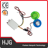 motorcycles parts led headlight 12v factory directly supply 6w light for car work
