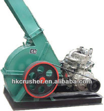 China Leading and Professional Machine Wood Crusher for Sawdust