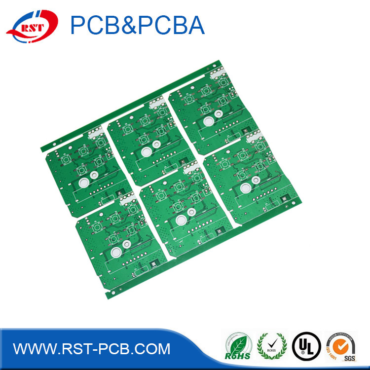 Original manufacturing Single side small pcb making with CE authentication