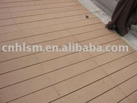 wpc floor tile, eco composite wood decking