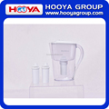3.0L PLASTIC CLEAR WATER FILTER PITCHER