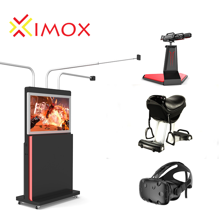 Ximox Customized 9D VR Simulator Vibration Virtual Reality Games