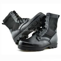 Military Genuine Leather Tactical Combat BOOTS