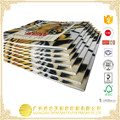 New arrival soft cover book with tiger picture Advertising books
