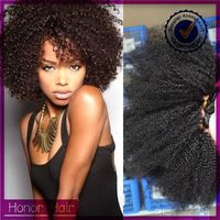 24 inch grade virgin brazilian free weave hair packs afro kinky curly 100 human hair braiding hair