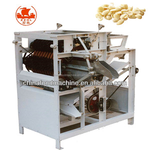 Dry type mung broad chickpea skin green pea soybean bean peeling machine