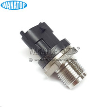 New 1800 Bar Fuel Rail Pressure Sensor 0281006112 Common Injection 0281006325 0281002846 0281002937 For Cummin s IVECO DAF MAM