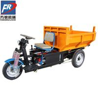 Peru Small electric vehicle/3 wheels motorcycle truck formining with large carrying