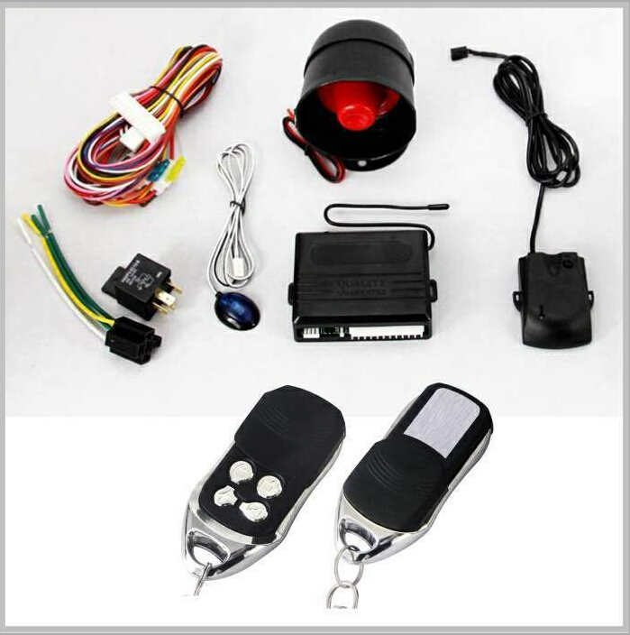 Alarme carro(car alarm) security system -basic one way