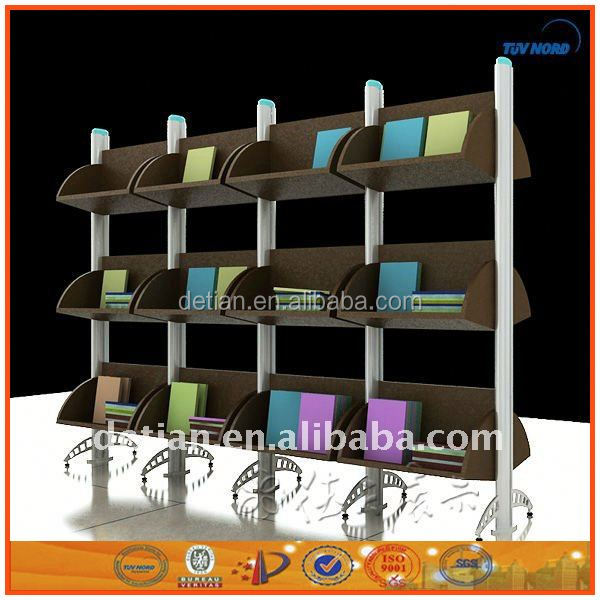2013 new portable glass trade show display case show cases for exhibition