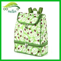 fashion student launch bag backpack thermal backpack wholesale,Ice bag, cooler bag