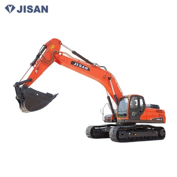 Strong Power Equipment JS300 Model for heavy work/ Working Condition Excavator for sale