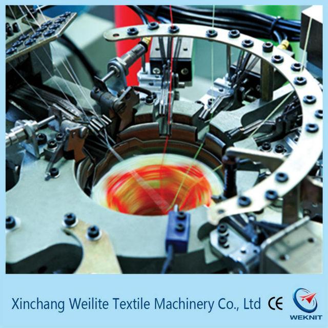 WLT- 6F korea sock knitting machine