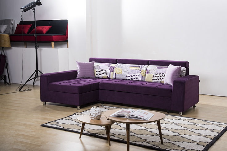 Cheap Furniture From China Living Room Furniture Sectional Couch L Shape Sect