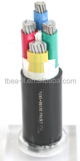 IEC 502 LV PVC Power Cable NYY/ NAYY/ N2XY/ NA2XY