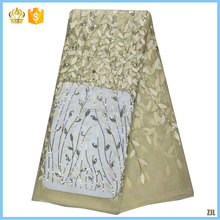 2016 African styles good design trending French lace fabric women dress MD16041001