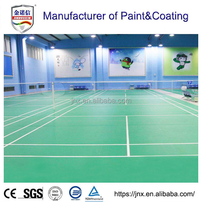 Solvent Acrylic Floor Coating playground floor paint