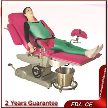 OEM Service moveable health care operating delivery bed