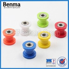 Colorful 8 10mm XR CRF50 70 BBR Off-road Motorcycle Dirt Pit Bike Chain Tensioner Roller