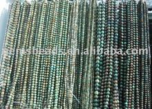 Wholesale natural gemstones beads for necklace making