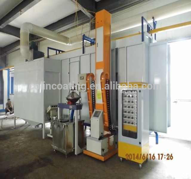 2016 new products powder coating booth/used paint equipment/spray paint drying oven with CE