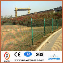2014 hot sale galvanized steel fence panels/folding metal dog fence
