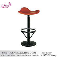 plastic bar stool/bar chair