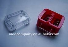 cosmetic sharpener with double hole-new arrival