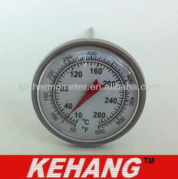 Adjustable Bimetal Thermometer