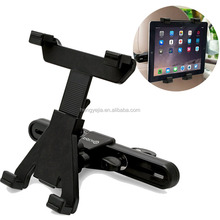 Universal 360 Degree Adjustable Rotating Headrest Car Seat Mount Holder For iPad, Samsung Galaxy