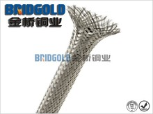 Low price 36awg tinned copper tubular braid manufacturer