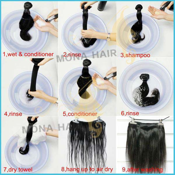 Remy Hair Brand Names Human Hair Best Quality Unprocessed Wholesale