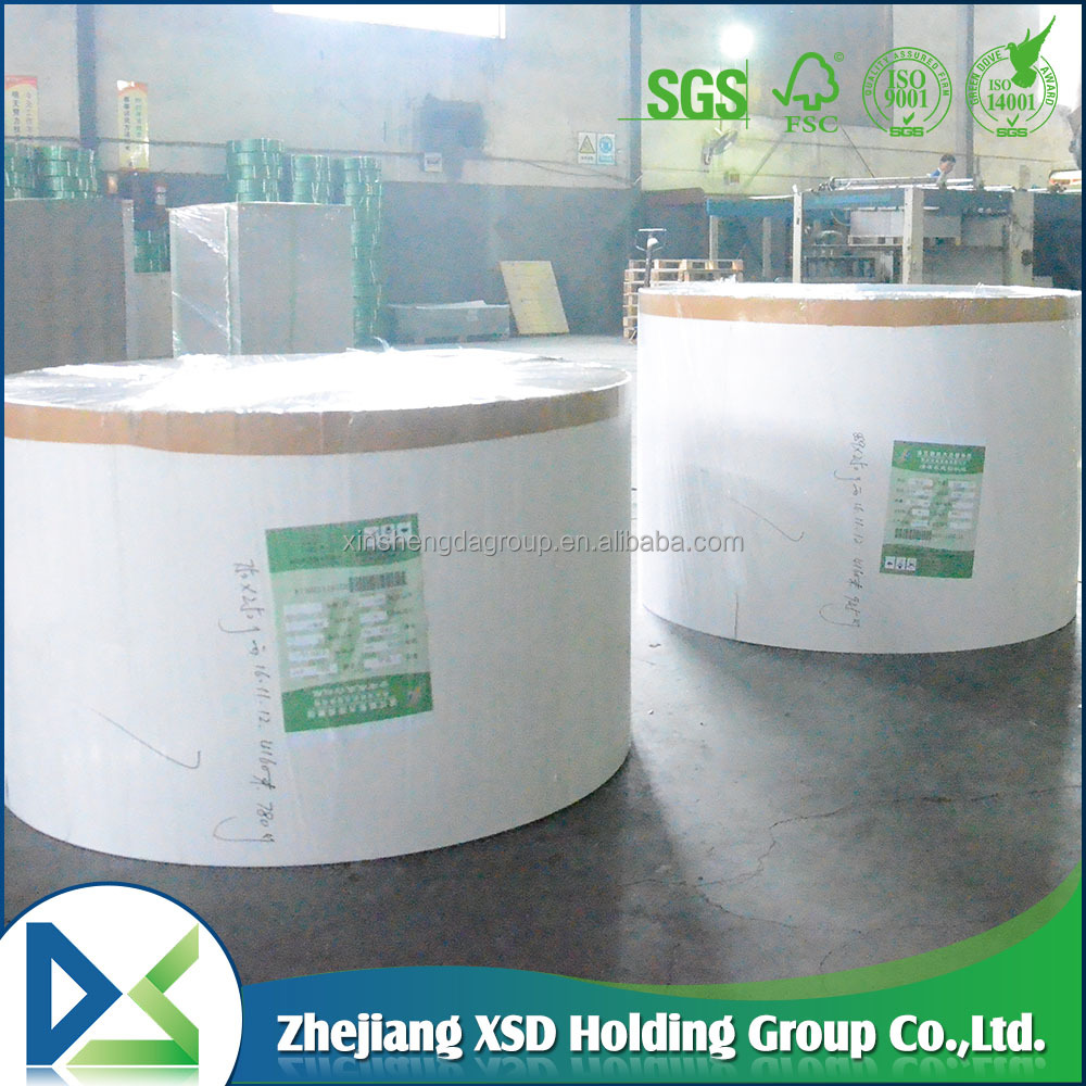 china manufacturer recycled duplex board paper